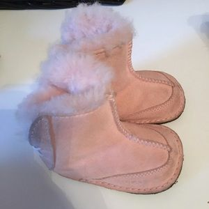 Adorable Pink UGG Boots size S